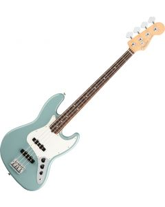 Fender American Pro Jazz Bass Electric Guitar Sonic Gray 0193900748