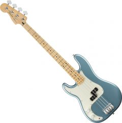 Fender Player Precision Bass Electric Guitar Left-Handed Tidepool 0149822513