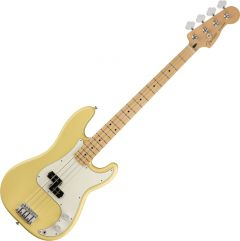 Fender Player Precision Bass Electric Guitar Buttercream 0149802534