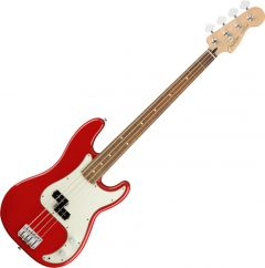 Fender Player Precision Bass Electric Guitar Sonic Red 0149803525