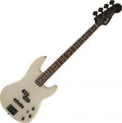 Fender Duff McKagan Precision Bass Electric Guitar Pearl White 0146500323