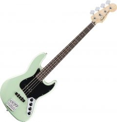 Fender Deluxe Active Jazz Bass Electric Guitar Surf Pearl 0143513349