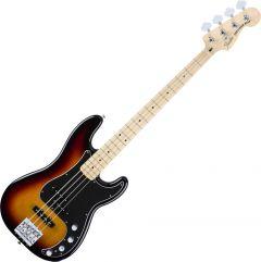 Fender Deluxe Active P Bass Electric Guitar Special 3 Color Sunburst 0143412300