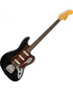 Fender Custom Shop Bass Electric Guitar VI Journeyman Relic Aged Black 9235000540