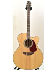 Takamine GJ72CE-NAT Cutaway Acoustic Electric Guitar Natural B-Stock 1987 TAKGJ72CENAT.B 1987