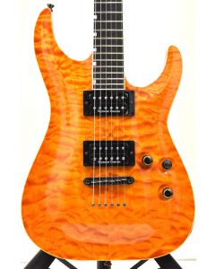 ESP Custom Shop Horizon Electric Guitar Vintage Amber ECSHORIZONVA1201