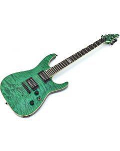 ESP Custom Shop Horizon Electric Guitar Trans Emerald Green ECSHORIZONTEG6101