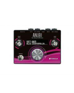 FoxGear Anubi Modulation Box Chorus Phaser Tremolo Leslie Flanger Multi-Effects Pedal sku number FOX-ANUBI-MOD