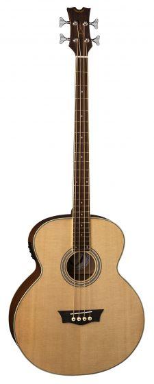 Dean Acoustic Electric Bass Guitar Satin Natural EAB EAB