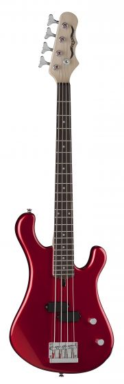 Dean Hillsboro Junior 3/4 Metallic Red Bass Guitar JR MRD HILLSBORO JR MRD