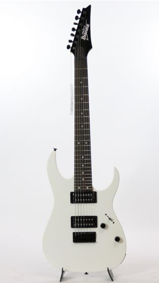 Ibanez Gio GRG7221 WH White 7-String Electric Guitar 6SGRG7221WH