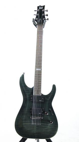 ESP LTD H-251 FM STBLK Sample/Prototype Electric Guitar 0006 6SLH251FMSTBLK_0006
