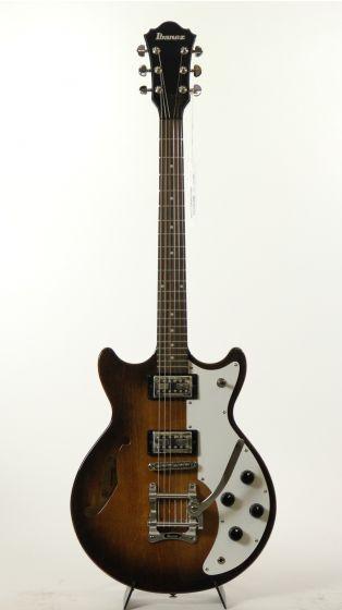 Ibanez AMF73T TBC Artcore Tobacco Brown Electric Guitar 6SAMF73TTBC