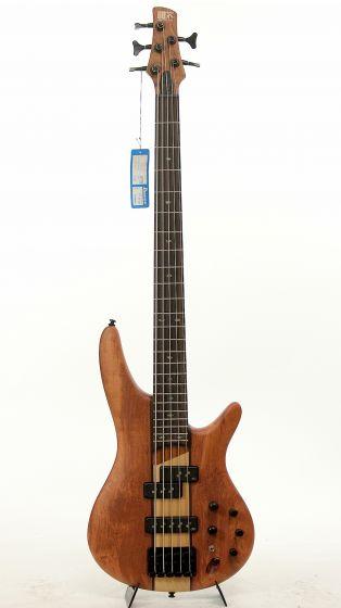 Ibanez SR755 NTF Natural Flat Electric Bass Guitar 6SSR755NTF
