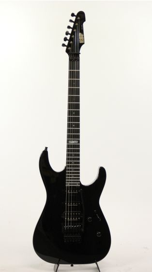 ESP USA M-III Black HSS Electric Guitar Rare Custom 6SEUSMIIIBLK