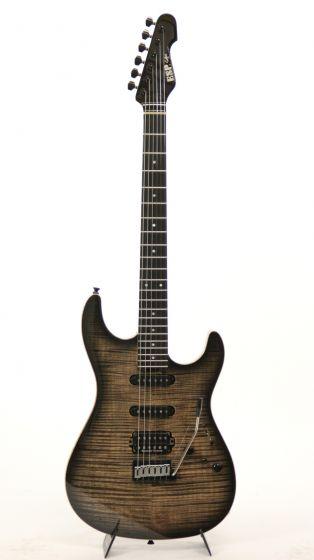 ESP GK-001 SNAPPER-CTM 40th Anniversary See Thru Black Electric Guitar 6SGK-001