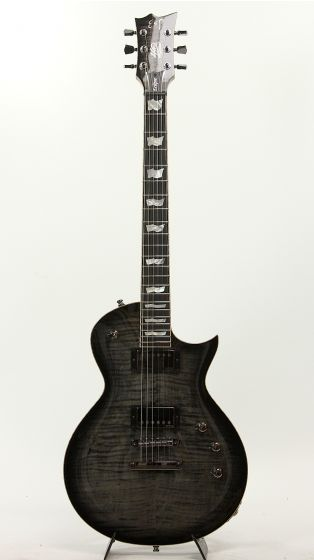 ESP ECLIPSE 40TH 2015 See Thru Black Sunburst Electric Guitar #16 6SEECL40STBLKSB_16