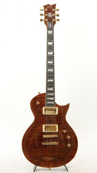 ESP ECLIPSE 40TH TE 2015 Tiger Eye Electric Guitar #28/40 6SEECL40TE_28