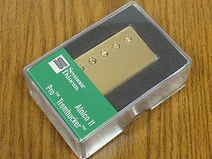 Seymour Duncan TB-APH1 Trembucker Alnico 2 Pro Pickup Gold Cover 11103-50-Gc