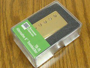 Seymour Duncan TB-15 Trembucker Alternative 8 Pickup Gold Cover 11103-85-Gc