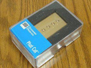 Seymour Duncan SPH90-1N Phat Cat Neck Pickup(Gold Cover) 11302-15-GC