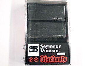 Seymour Duncan AHB-1B Blackouts 7-String Phase 2 Bridge Pickup 11106-37-B-7Str