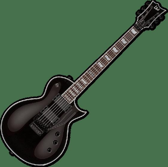 ESP LTD EC-401FR Electric Guitar in Black B-Stock LEC401FRBLK.B 5340