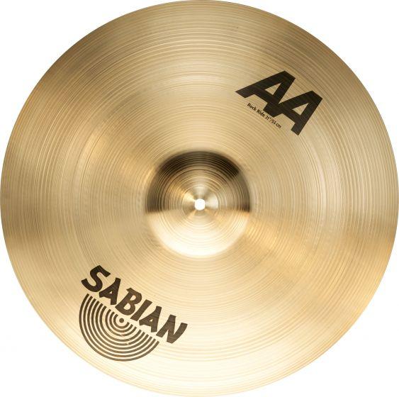 """Sabian 21"""" AA Rock Ride 22114"""