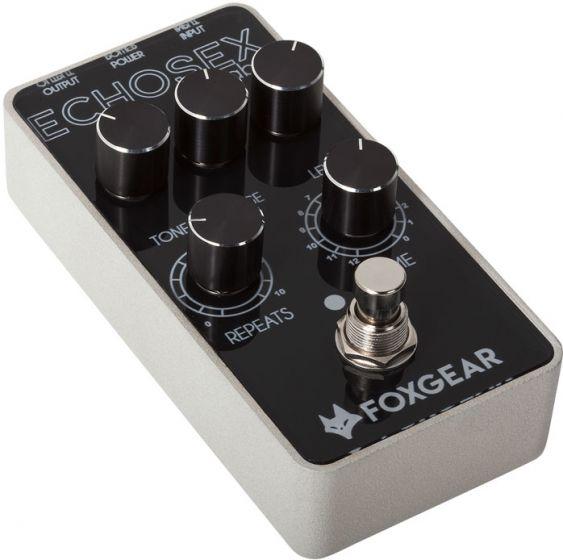 FoxGear Echosex Echo Pedal FOX-ESB