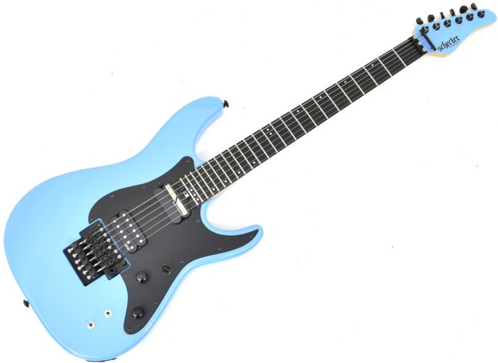 Schecter Sun Valley Super Shredder FR S Electric Guitar Riviera Blue B-Stock 1352 sku number SCHECTER1288.B 1352