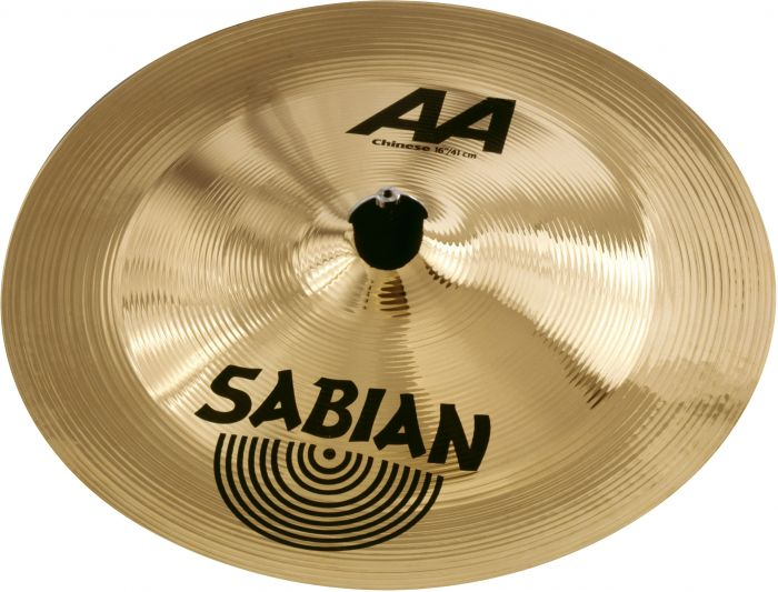 "Sabian 16"" AA Chinese 21616"