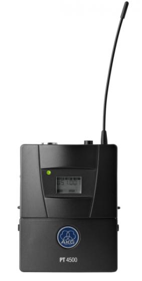 AKG PT4500 Band 1 Reference Wireless Body-Pack Transmitter B-Stock 3202H00010.B