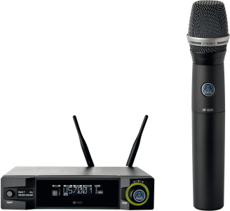 AKG WMS4500 D7 Set BD7 Reference Wireless Microphone System sku number 3205Z00280
