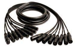 Mogami Gold 8 XLR-XLR Cable 50 ft. GOLD 8 XLR-XLR-50