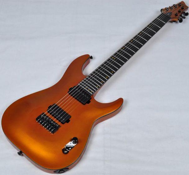 Schecter Keith Merrow KM-7 Electric Guitar Lambo Orange sku number SCHECTER248