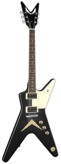 Dean ML 79 Standard w/Half PG Classic Black Electric Guitar ML 79 PG CBK ML 79 PG CBK