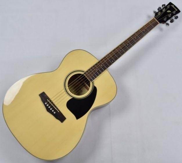 Ibanez PC15-NT PF Series Acoustic Guitar in Natural High Gloss Finish B-Stock SA150801449 PC15NT.B 1449