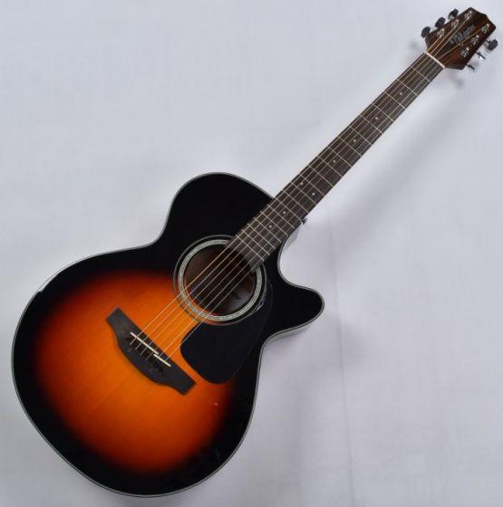 Takamine GF30CE-BSB G-Series G30 Cutaway Acoustic Electric Guitar in Brown Sunburst Finish B-Stock 140300589 TAKGF30CEBSB.B 0589