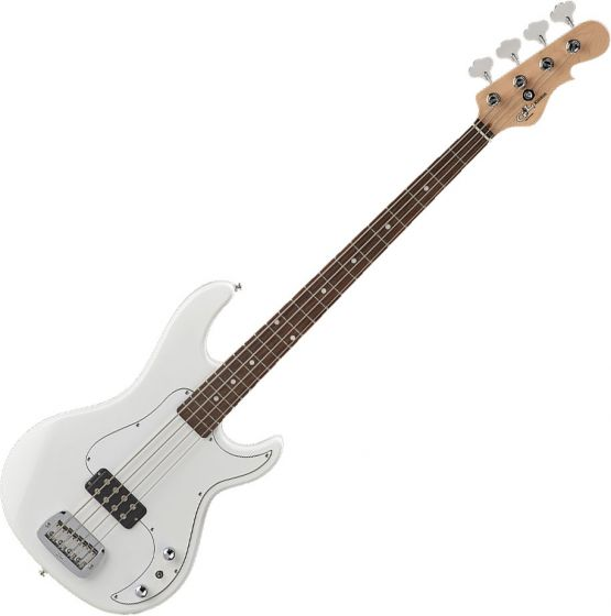 G&L Tribute Kiloton Electric Bass Olympic White TI-KIL-111R47R10