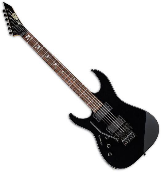 ESP KH-2 Kirk Hammett Left-Handed Guitar with Case EKH2LH