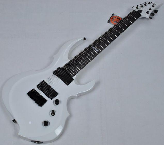 ESP LTD FRX-407 7 Strings Electric Guitar in Snow White sku number LFRX407SW