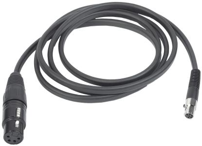 AKG MK HS MK HS XLR 4D Headset Cable 2955H00470 2955H00470