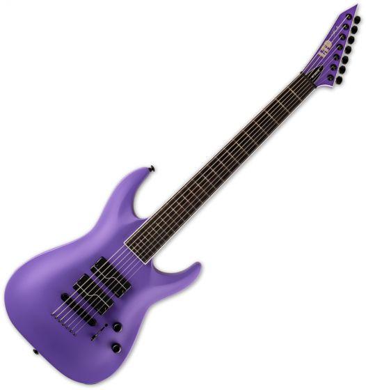 ESP LTD SC-607B Stephen Carpenter Deftones Purple Satin Electric Guitar w/Case LSC607BPS