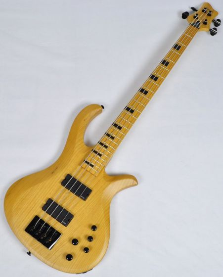 Schecter Riot-4 Session Electric Bass in Aged Natural Satin Finish sku number SCHECTER2852