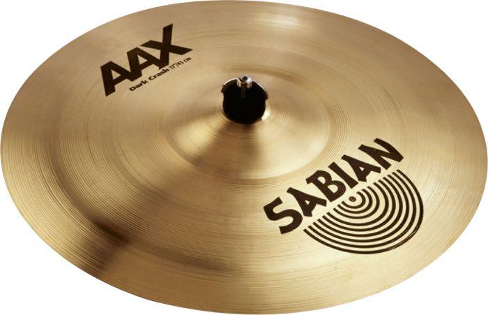 """Sabian 17"""" AAX Dark Crash 21768X"""