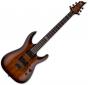 ESP LTD H-101FM Flamed Maple Top Electric Guitar Dark Brown Sunburst B-Stock LH101FMDBSB.B