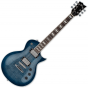 ESP LTD EC-256FM Flamed Maple Top Electric Guitar Cobalt Blue LEC256CB