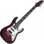 Schecter Banshee-7 Extreme 7-String Electric Guitar Black Cherry Burst SCHECTER1997