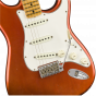 Fender Custom Shop 1968 Relic Stratocaster  Faded Aged Candy Apple Red Electric Guitar 9235000520