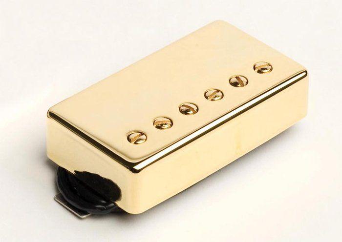 Seymour Duncan Humbucker SH-2n Jazz Model Neck Pickup Gold Cover 11102-01-Gc